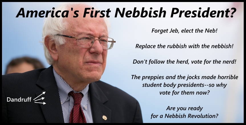 what is a nebbish